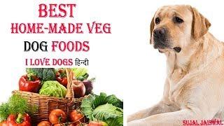 Best Dog Food   Veg Dog food   Homemade Dog Foods   Best Food For Dogs Full Information In Hindi