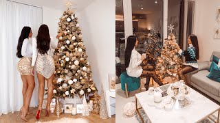DECORATING OUR CHRISTMAS TREES 2019!!
