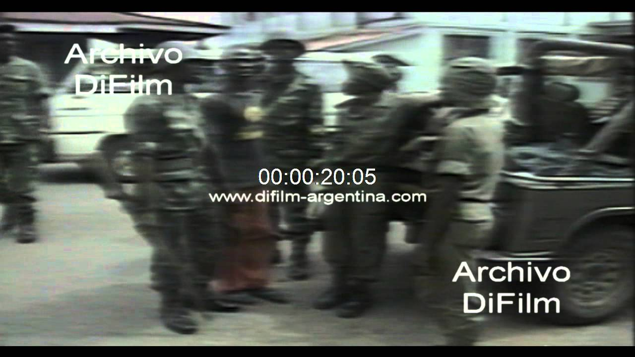 Download President Samuel Doe - National Guard Liberia 1990