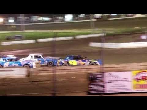Jamestown Speedway - Wissota Street Feature, 8/4/2018