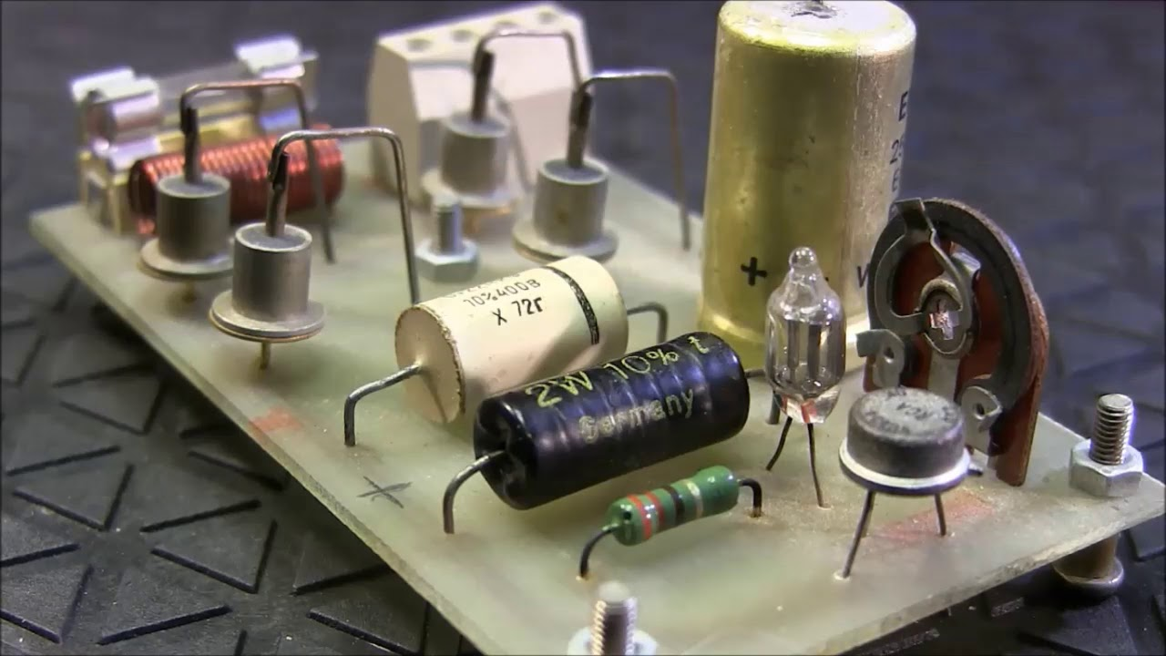 Ac Dc Thyristor 400v 6a Youtube Scr Need For Thyristors In Power Electronic Circuits Electrical