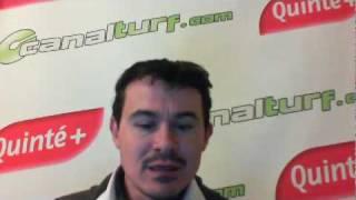 Canalturf TV - Mercredi 24 Mars 2010 - GRAND PRIX PARIS TURF - BEAUMONT DE LOMAGNE - Quinté+ PMU
