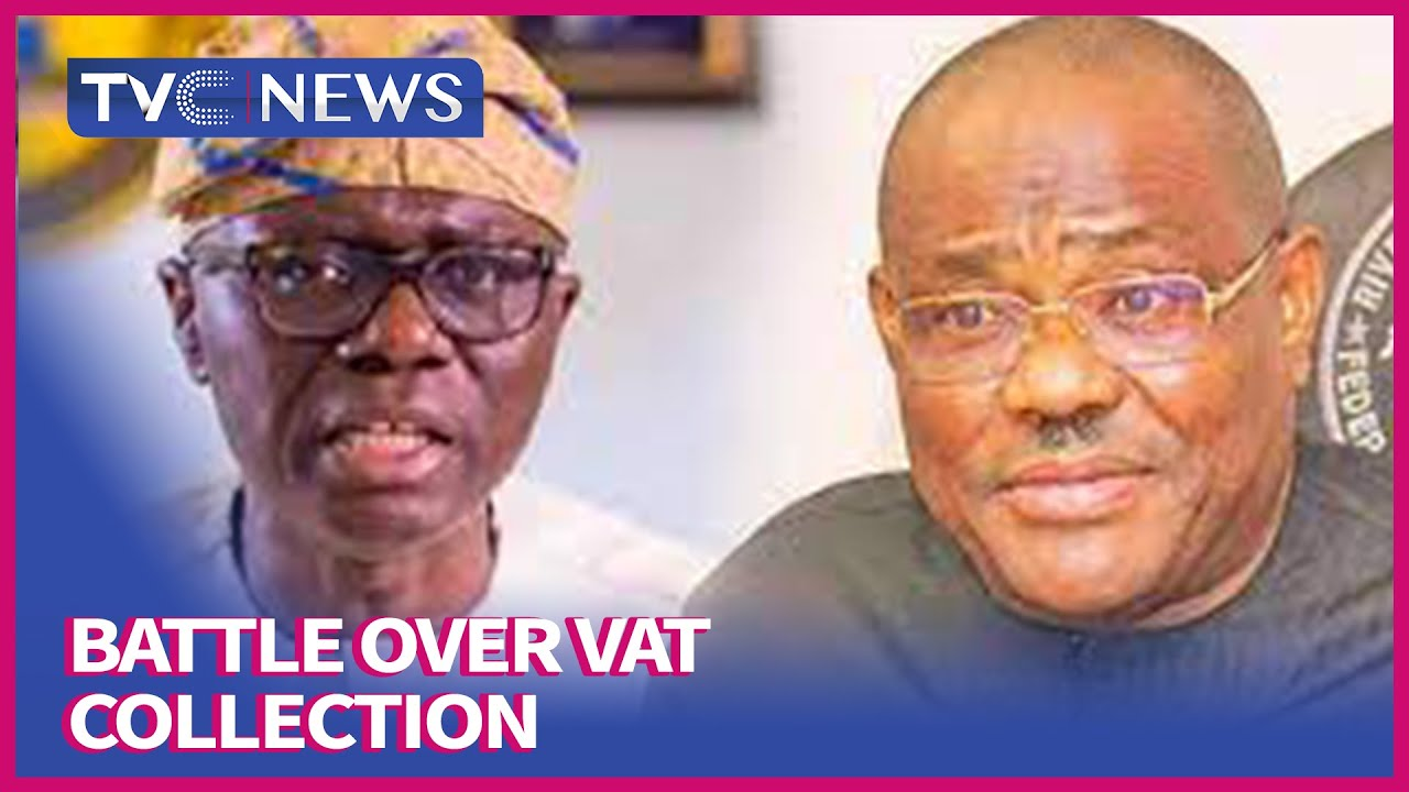 Download Newspaper Review | Lagos joins Rivers in raging battle over VAT collection