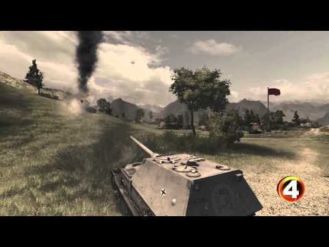 "Epic Tank Battle - Episode III - Special ""Hero Wanted"" contest - World of Tanks"