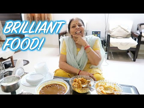 INDIAN FOOD DELHI: THIS MOMS COOKING NEEDS INTERSTATE SWIGGY | TRAVEL VLOG IV