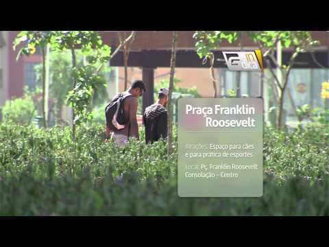 Gazeta Indica - Praça Franklin Roosevelt