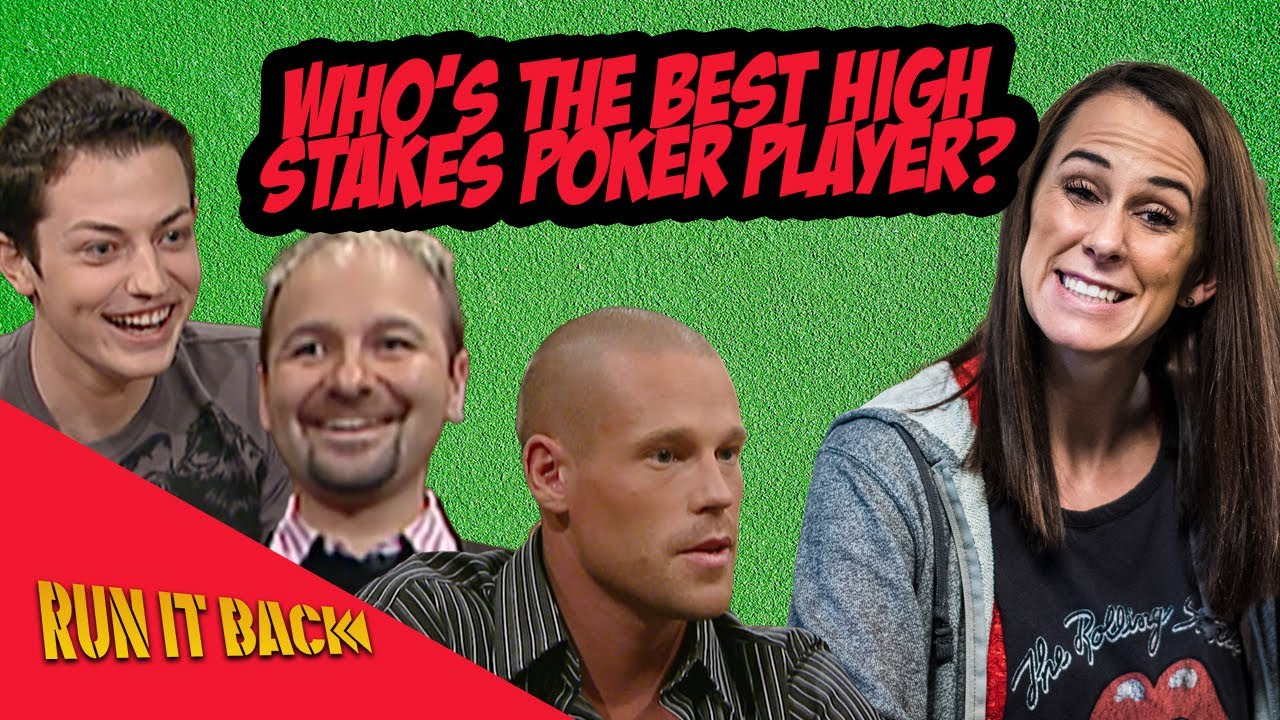 Run it Back with Danielle Andersen   High Stakes Poker