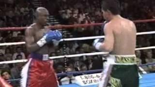 Boxeo - Boxing. Julio César Chávez vs. Meldrick Taylor II. Rounds 5 - 8