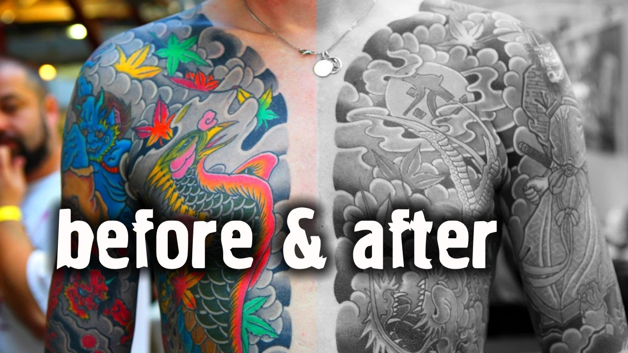 How tattoos age over time reasons and advices youtube for Tattoos when you get old