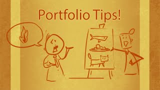 Portfolio and Demo reel tips for animation jobs