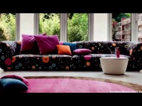 Designer sofa set Give Your Living Room a New Look - YouTube