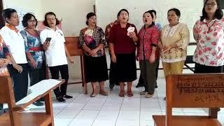 """O Tano Batak """"cover Ibu-ibu Guru"""""""