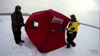 Зимняя автоматическая палатка Eskimo 3