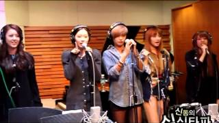 [Live] 120927 STYLE - Rania @ SSTP Radio