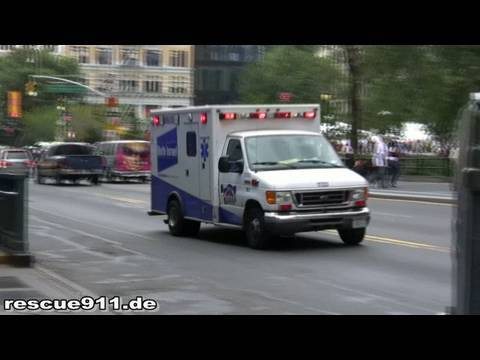 Ambulance Beth Israel Hospital