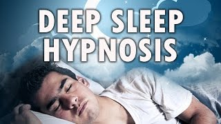 Deep Sleep Hypnosis for Good Dreams with Binaural Beats (dream recall)