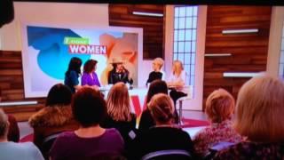 Adam Ant on Loose Women 14/11/14
