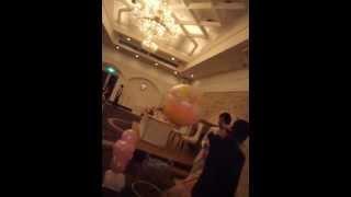 フローティングバルーンのご紹介です☆ http://mari-s-balloon.net まり'...