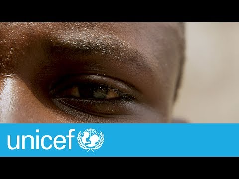A teen's shattered dream trying to reach Europe   UNICEF