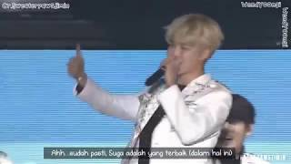 Download Video [INDO SUB] BTS Jimin Imitate Suga Part in Blood Sweat and Tears MP3 3GP MP4