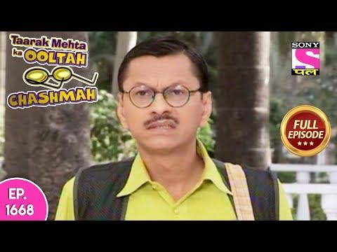 Taarak Mehta Ka Ooltah Chashmah - Full Episode 1668 - 16th January, 2019