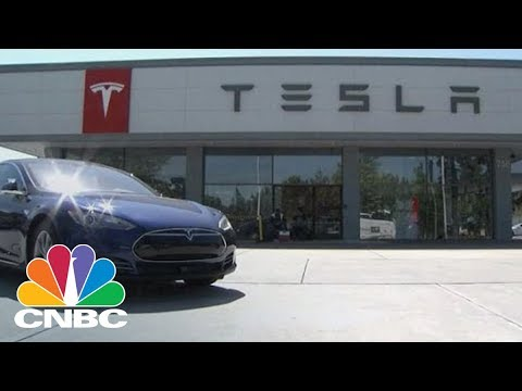 Morgan Stanley Says Tesla Car Population Will Triple By End Of 2019 | CNBC