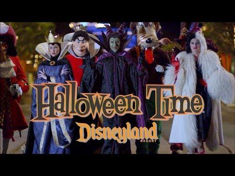 The Villians of Halloween Time at Disneyland Resort TV Commercial