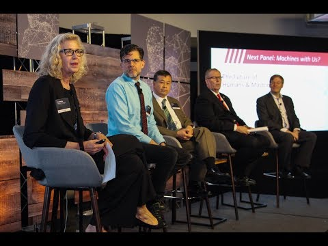 APL ISC Forum 2017 | Panel 1: Dep. Sec. Def. Bob Work, David Hanson, Geoff Ling, Anders Sandberg