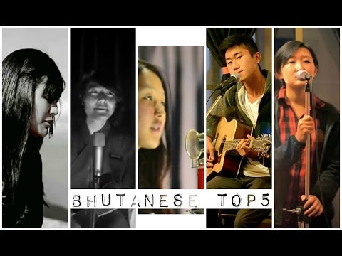 Top 5 Most Popular cover Songs  |Bhutanese [YouTube] Hit Bhutanese TopX