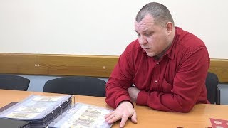 Уникальная коллекция банкнот Дмитрия Промышленникова