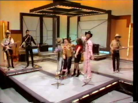 The semilegendary Hank Wangford Band appearance on the Little & Large