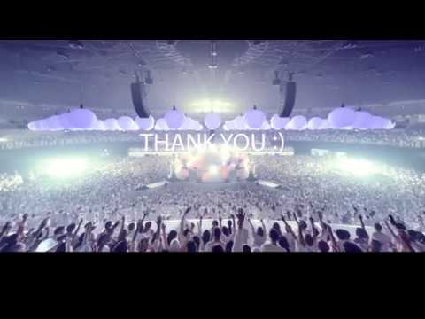 Sensation White Prague -  back in TimeLine 2018, 2013 - 2007
