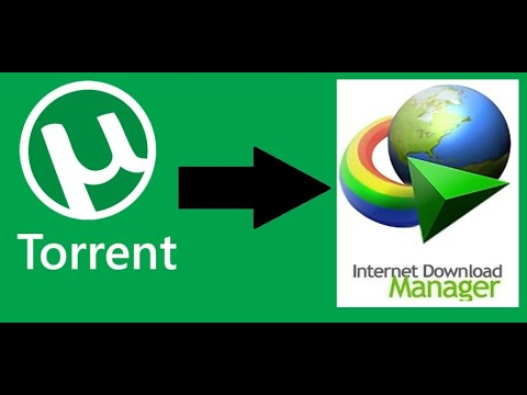 how to convert torrent to idm more than 1gb