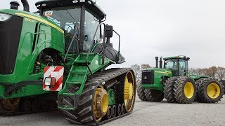 Special tractors at Ritchie Bros Auction Meppen Dld Trekkerweb