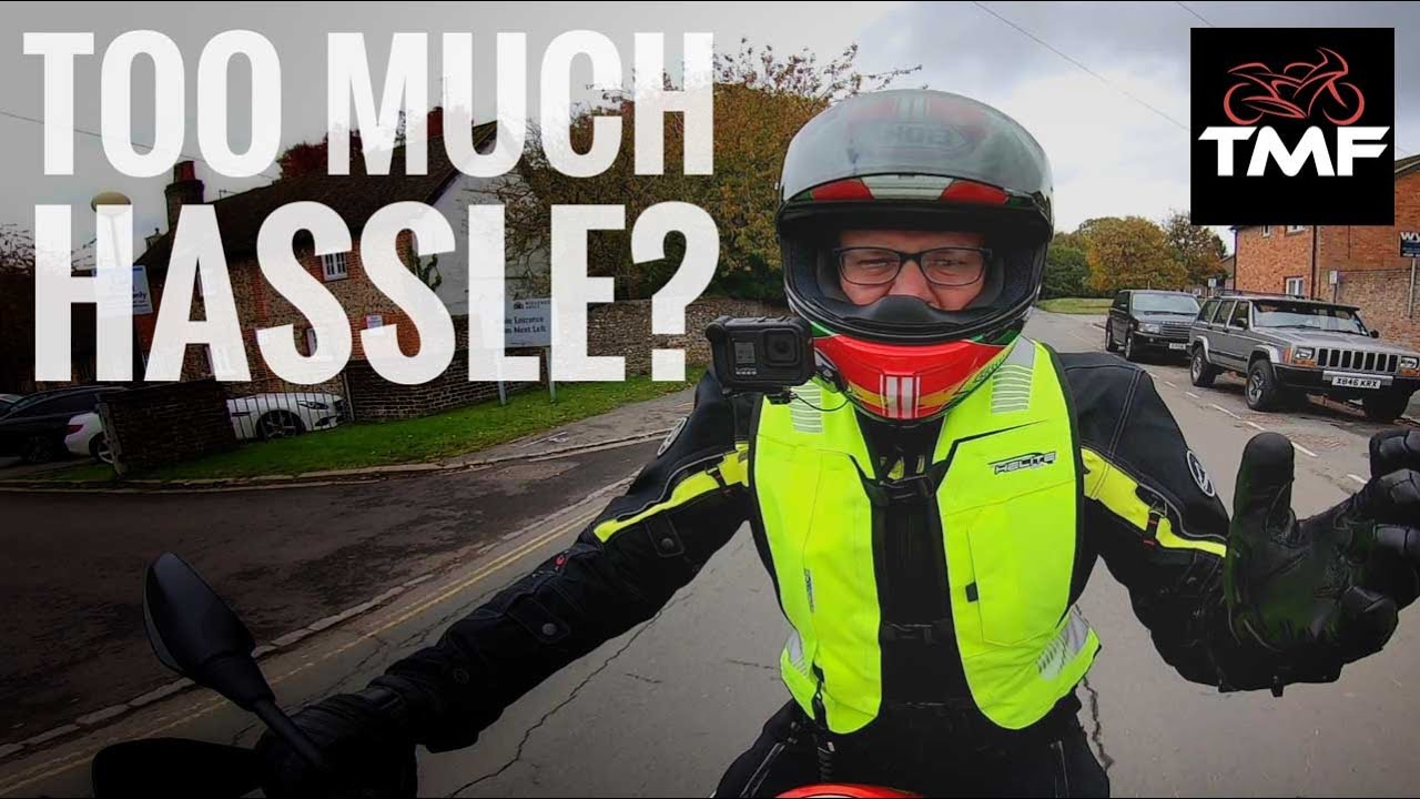 The Best Motorcycle Airbag? - Are they worth the faff?? - Comparison & Review
