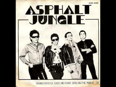 asphalt jungle   asphalt jungle