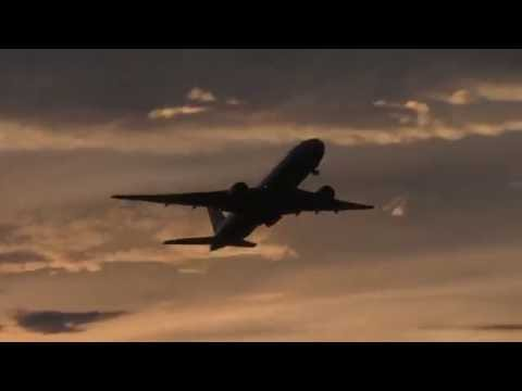 Heavy Jets Takeoff - Chicago O'Hare Plane Spotting - Runway 10L
