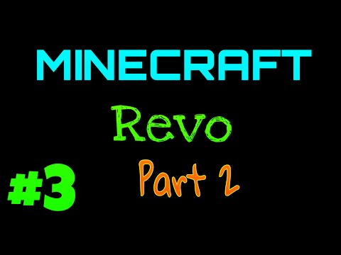 [GR]Minecraft Revo #3 Part 2 (Alternative UHC) w/ General Leo and PizzaHunter00