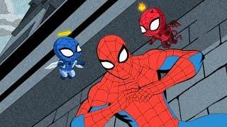 Новый год с Человеком-пауком | Сборник Marvel