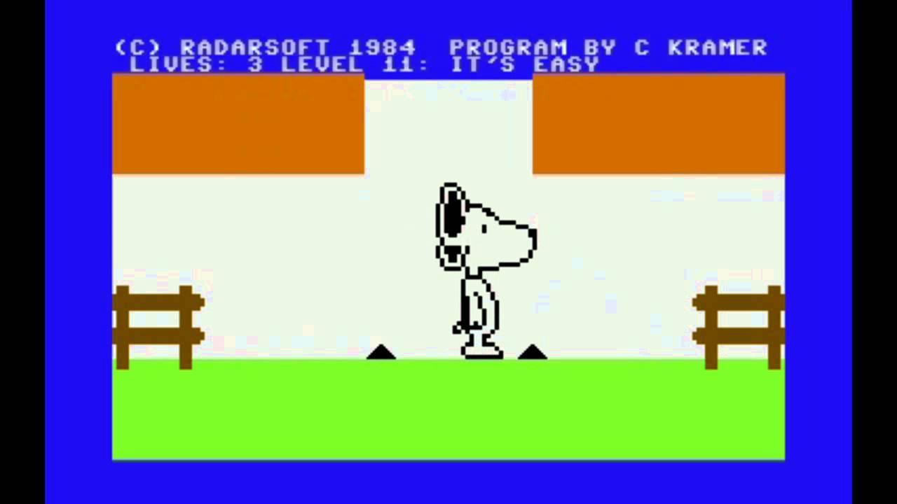 Snoopy (1984)