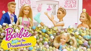 Rhapsody in Buttercream | Barbie LIVE! In the Dreamhouse | Barbie