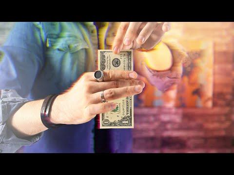 ПРЕВРАТИ 1$ В 100$ !!! ЛУЧШИЕ ФОКУСЫ С ДЕНЬГАМИ   ОБЗОР НА РЕКВИЗИТ