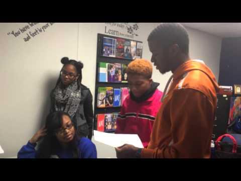 KIPP Sunnyside High School's Tribute to MLK 2015