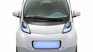#3186. Mitsubishi i miev 2009 (Prototype Car)