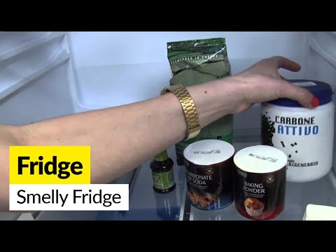 How to Fix a Smelly Fridge