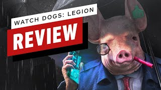 Watch Dogs: Legion Review (Video Game Video Review)