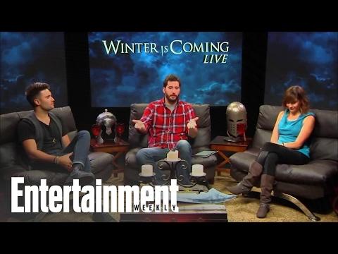 Winter Is Coming: 'Game Of Thrones' Season 5 Episode 7 Recap | Entertainment Weekly