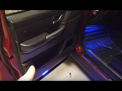 Range Rover Sport 2005 FULL LED Interior Light Upgrade