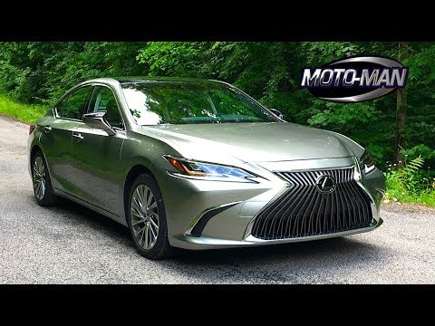 2019 Lexus Es 350 Es300h Hybrid Tech Review A High Volume 1 Of 3