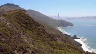 Marin County, San Francisco Bay Area, California. Views!
